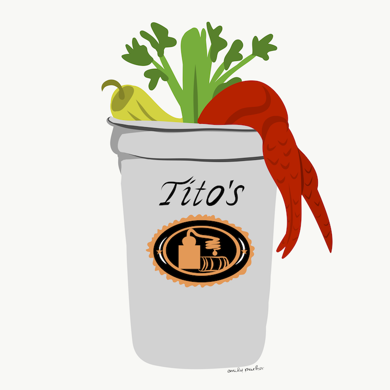 Tito's Craft Distillery Cocktail