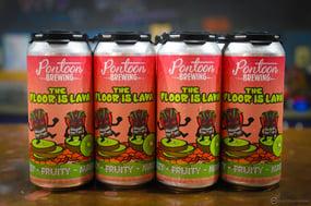 Pontoon-Brewing-The-Floor-Is-Lava