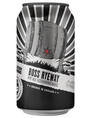 Revolution Boss Ryeway
