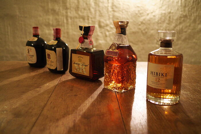 Vintage_Suntory_Tasting_japanese_whiskey