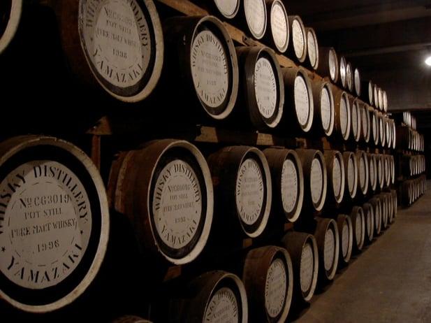 japanese-whiskey-barrels