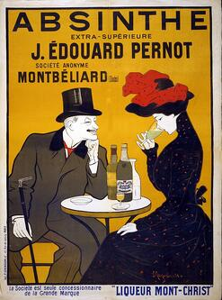 pernot-liqueur-advert-poster