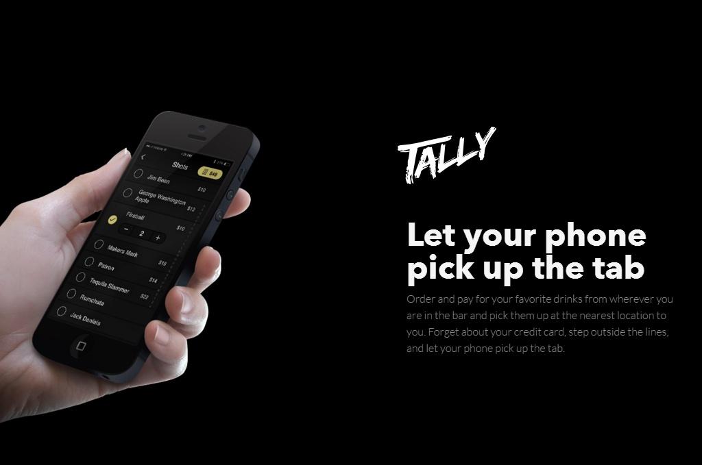 Tally Bar Tab Technology